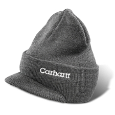 Carhartt A164 Knit Hat with Visor A164